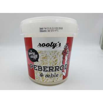 Peberrod Høvlet M / æble
