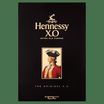 Cognac Hennessy XO Gaveæske 40 %