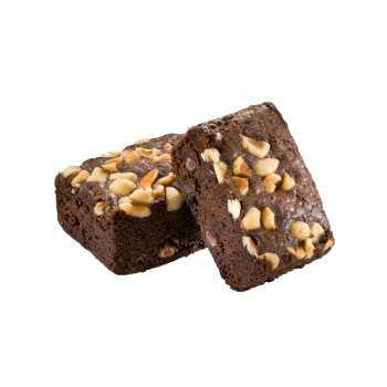 Brownie M/Hasselnødder 30 Stykker