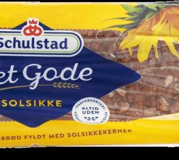 Rugbrød Solsikke I Skiver