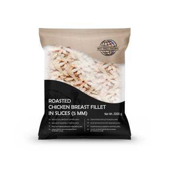 Kyllingebryst Stegt 5mm I Skiver
