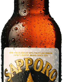 Sapporo Premium Øl 4,7%