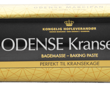Marcipan Rå Xx Kransekage