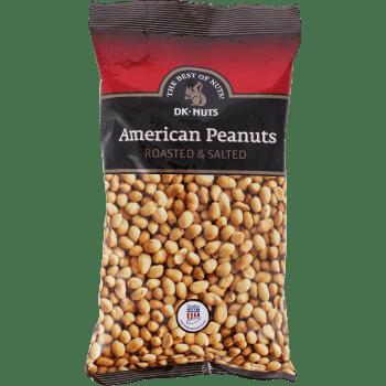 Peanuts Saltede