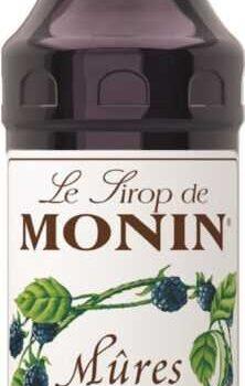 Monin Brombær Sirup