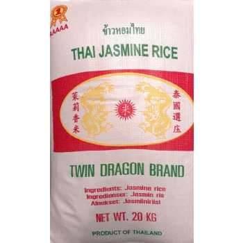Ris Jasmin Twin Golden Dragon