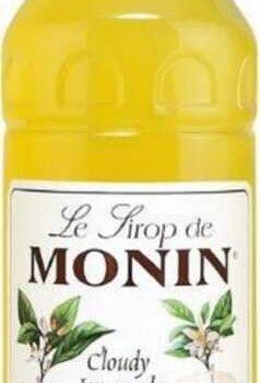 Monin Lemonade Cloudy Mix