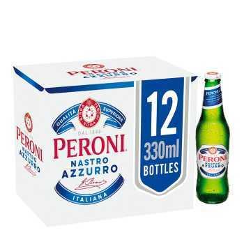 Peroni Nastro Azzurro Øl 5,1%