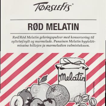 Melatin Rød