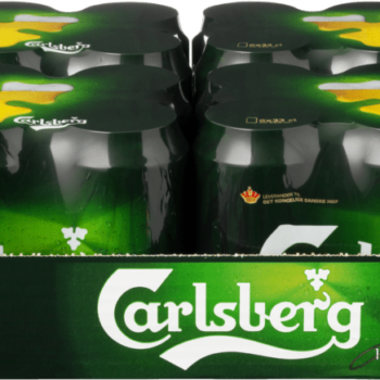 Carlsberg Dåse øl 4,6%