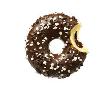 Donut Belgisk Chokolade
