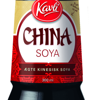 Soya Sauce Ægte Kina