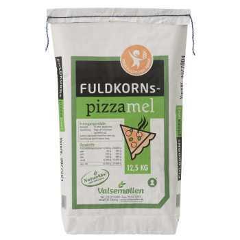 Mel Pizza Fuldkorn Valsemøllen