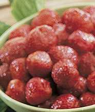 Jordbær Ukalibreret Frost