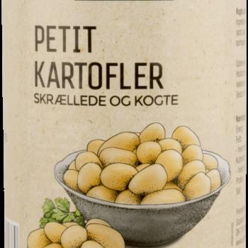 Kartofler Petit Kogte