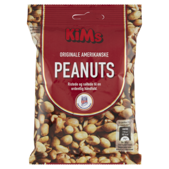 Peanuts Saltede KiMs