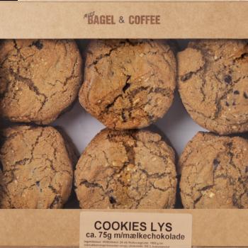 Cookies Lys Bagt 24 Stykker