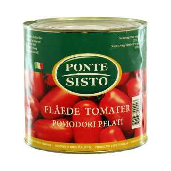 Tomater Flåede Ponte Sisto