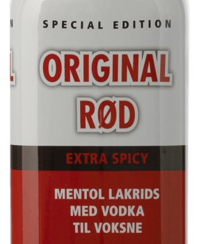 Shots Gajol Rød 16,4%