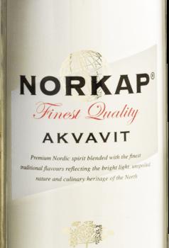 Snaps Akvavit Norkap 37,5%