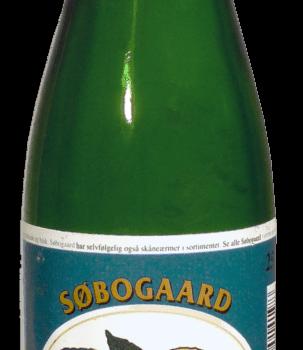Citronlemonade Søbogaard Økologisk