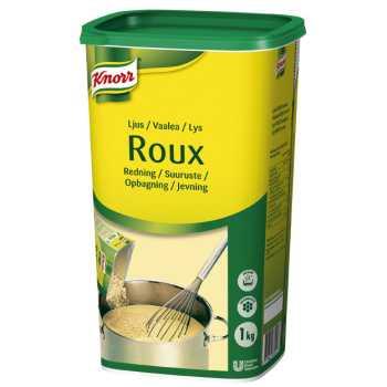Roux Jævning Lys Knorr