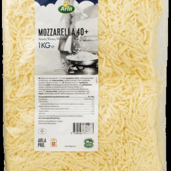 Mozzarella Revet 40+ 21%