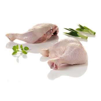 Kyllingelår Hele M/rygben