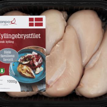 Kyllingebryst U/Skind 100% Ferske