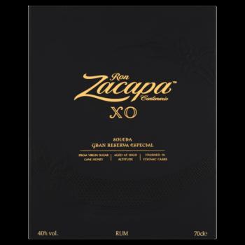 Rom Zacapa Cent XO 40%