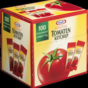 Tomatketchup 15ml. Portion Kraft