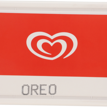 Is Carte Dor Vanilje M/Oreo