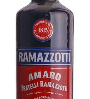 Bitter Amaro Ramazzotti 30%