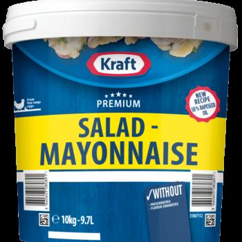 Salatmayonnaise 50% Kraft