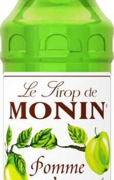 Monin Grøn Æble Sirup