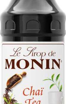 Monin Chai Tea Sirup