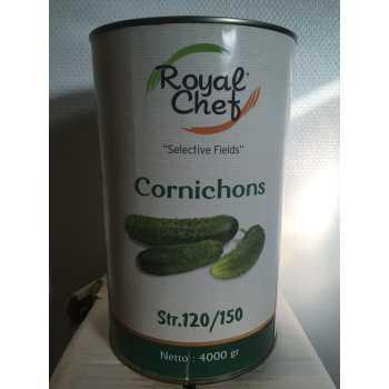 Cornichons 150 +