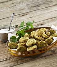 Falafel Vegansk Ca.15gr