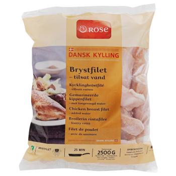 Kyllingebryst 140-180 G 88%