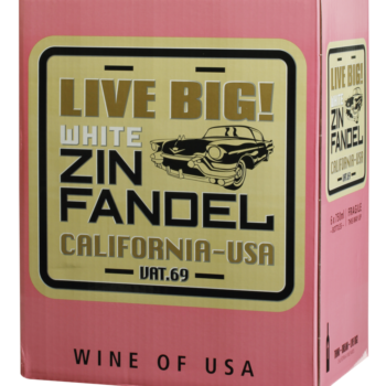 Rosévin Live Big Zinfandel 11.5% – USA