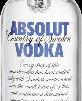 Vodka Absolut 40%