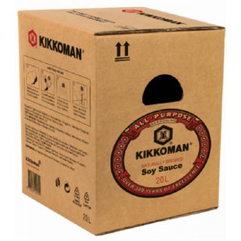 Soya Sauce Kikkoman BIB
