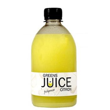 Citron Juice Friskpresset