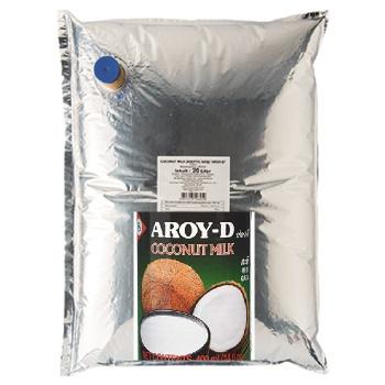 Kokosmælk Aroy-D BIB Med BBD